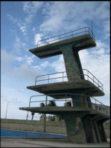 From Wikipedia Diving Platform article