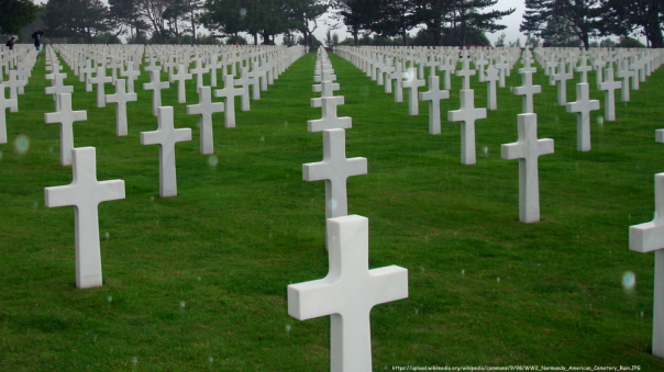 Normandy_American Cemetary Rain_Wikiedia.png
