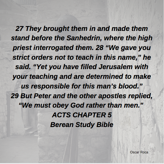 We will obey God & Not Mne Acts Chapter 5 .png