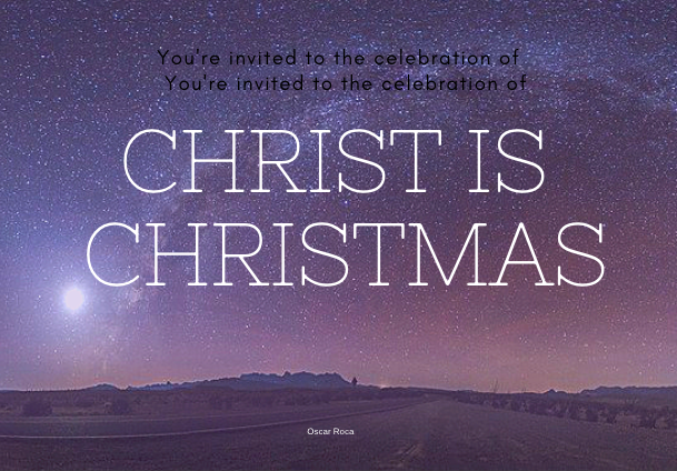Christ is Christmas.png